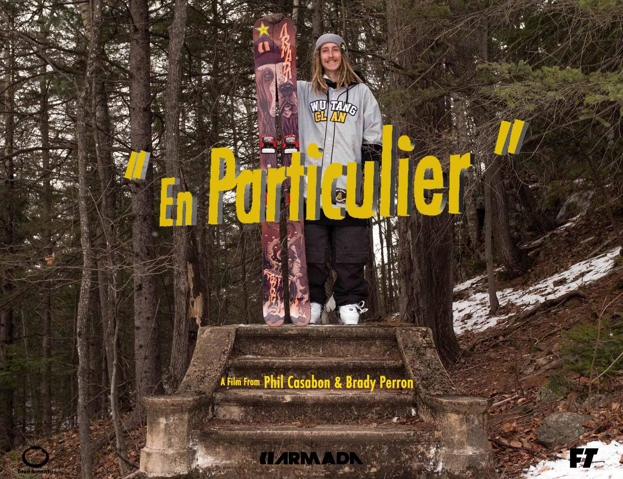 """En Particulier"" (Full Movie) - 2018 - Phil Casabon"