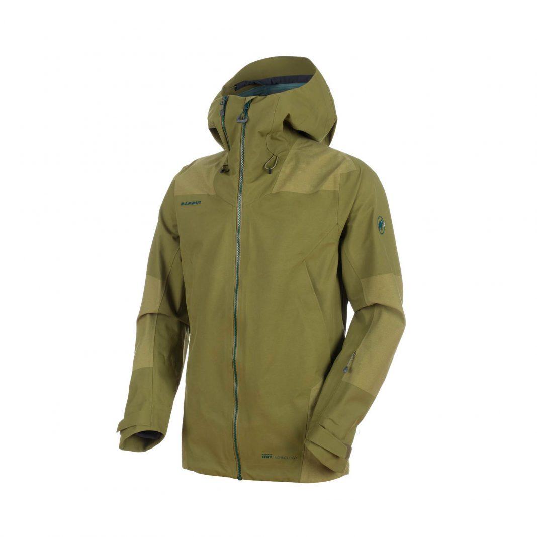 Mammut: Alvier Armor HS Hooded Jacket 18/19