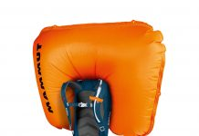 Mammut: Rocker Removable Airbag 3.0 Lawinenrucksack 18/19