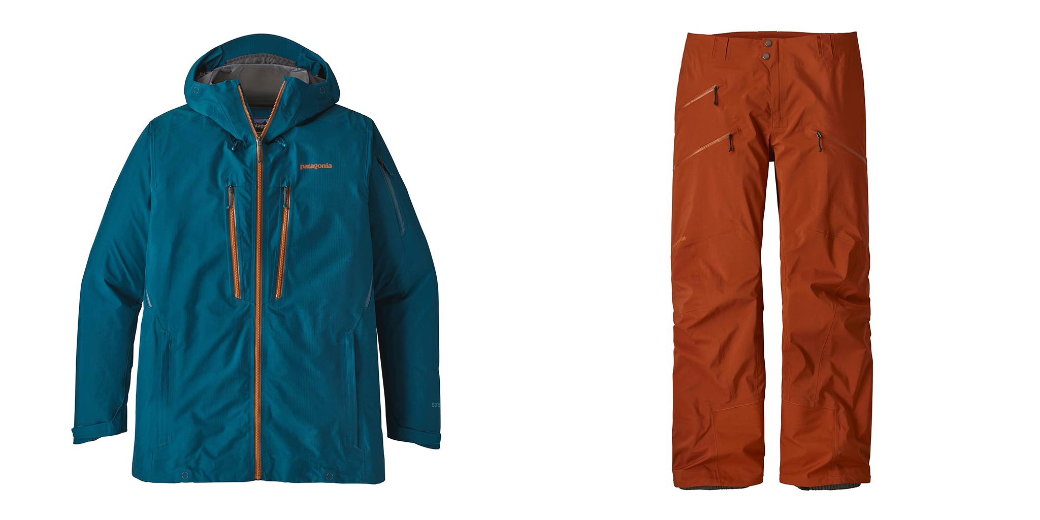 Männer: Patagonia PowSlayer Jacket & Pants