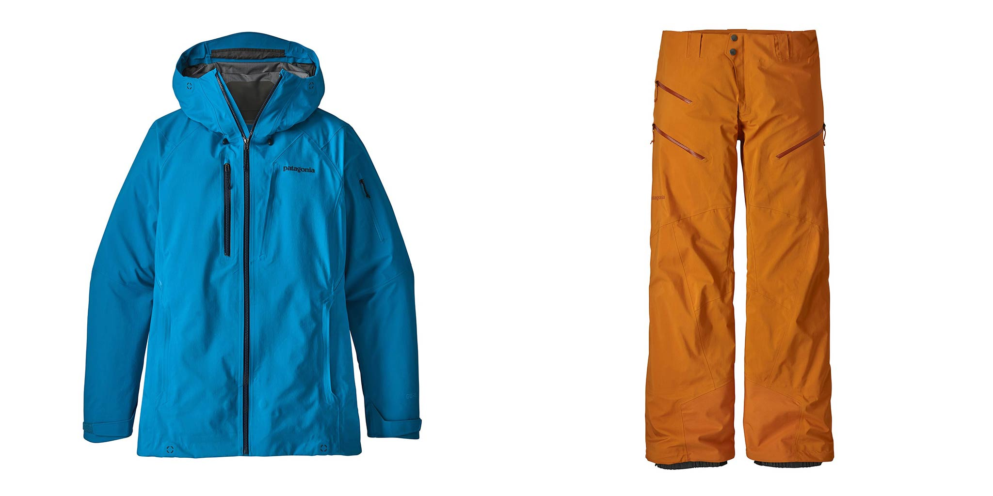 Frauen: Patagonia PowSlayer Jacket & Pants