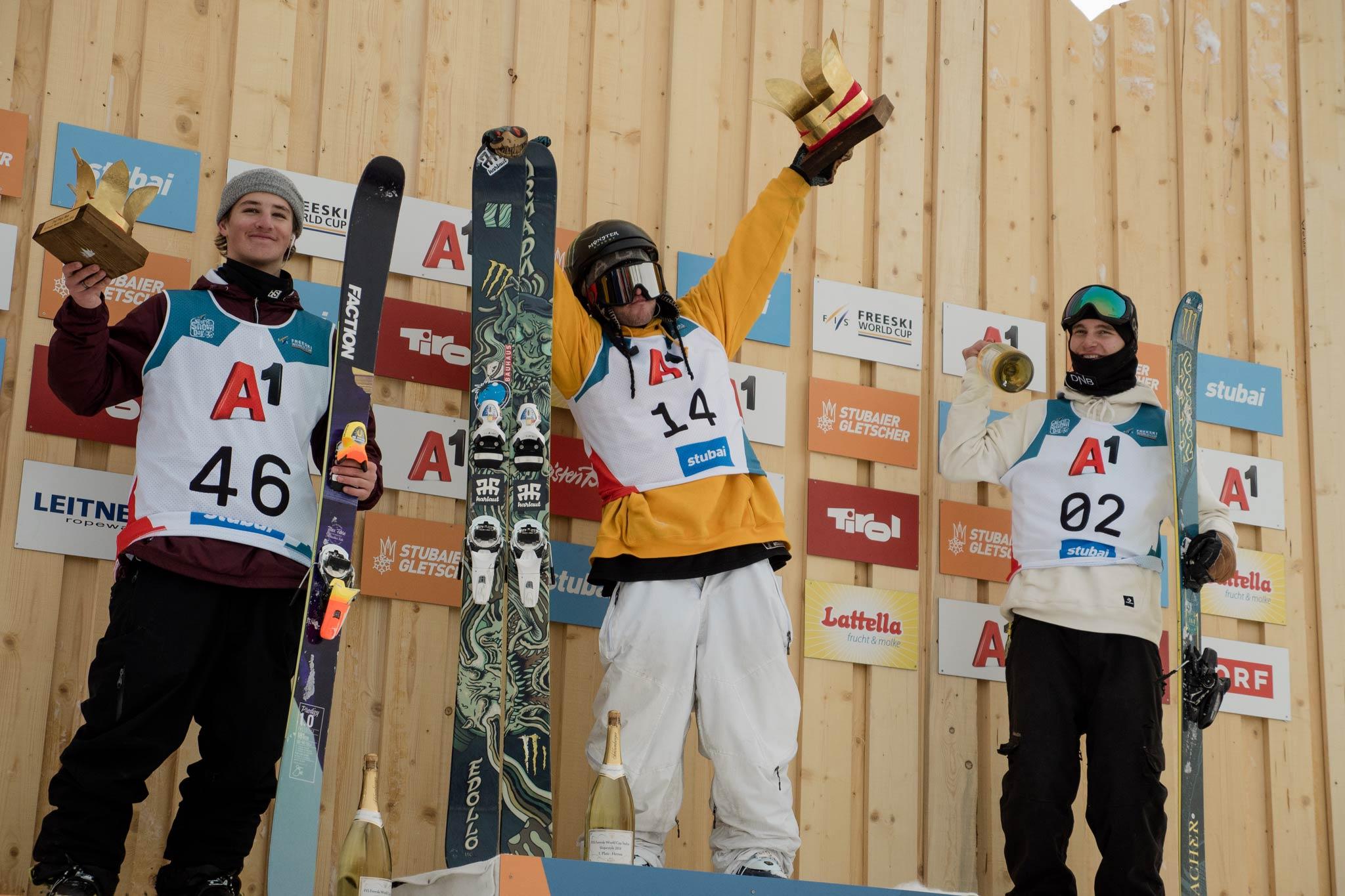 FIS Freestyle Slopestyle World Cup 18/19 #1: Stubai