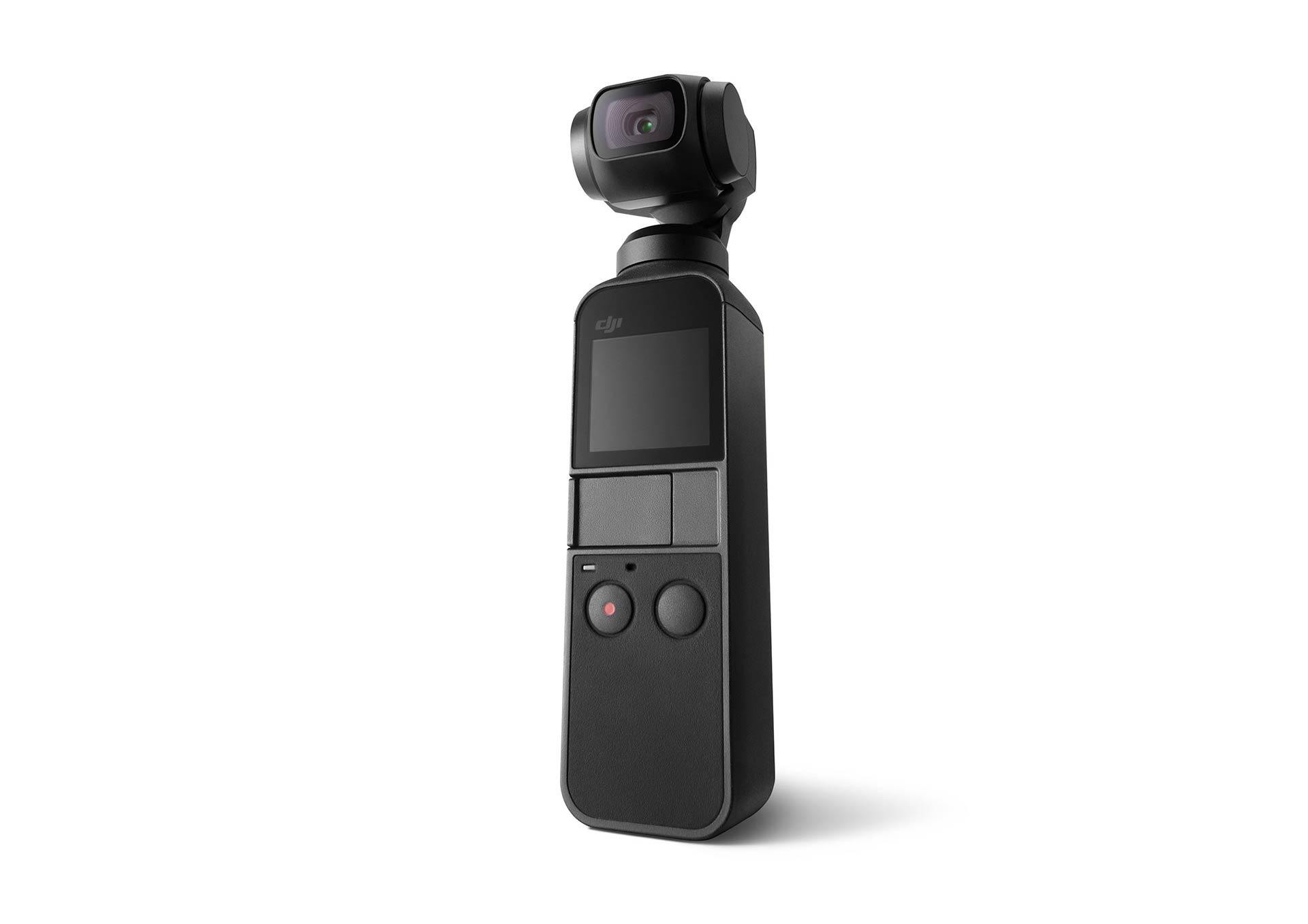 Die neue DJI Osmo Pocket kostet 345 Euro und ist pünktlich kurz vor Weihnachten im Handel erhältlich - Foto: DJI