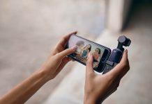 DJI Osmo Pocket: DJI veröffentlicht die weltweit kleinste 4K Kamera mit 3-Axis Gimbal - Foto: DJI