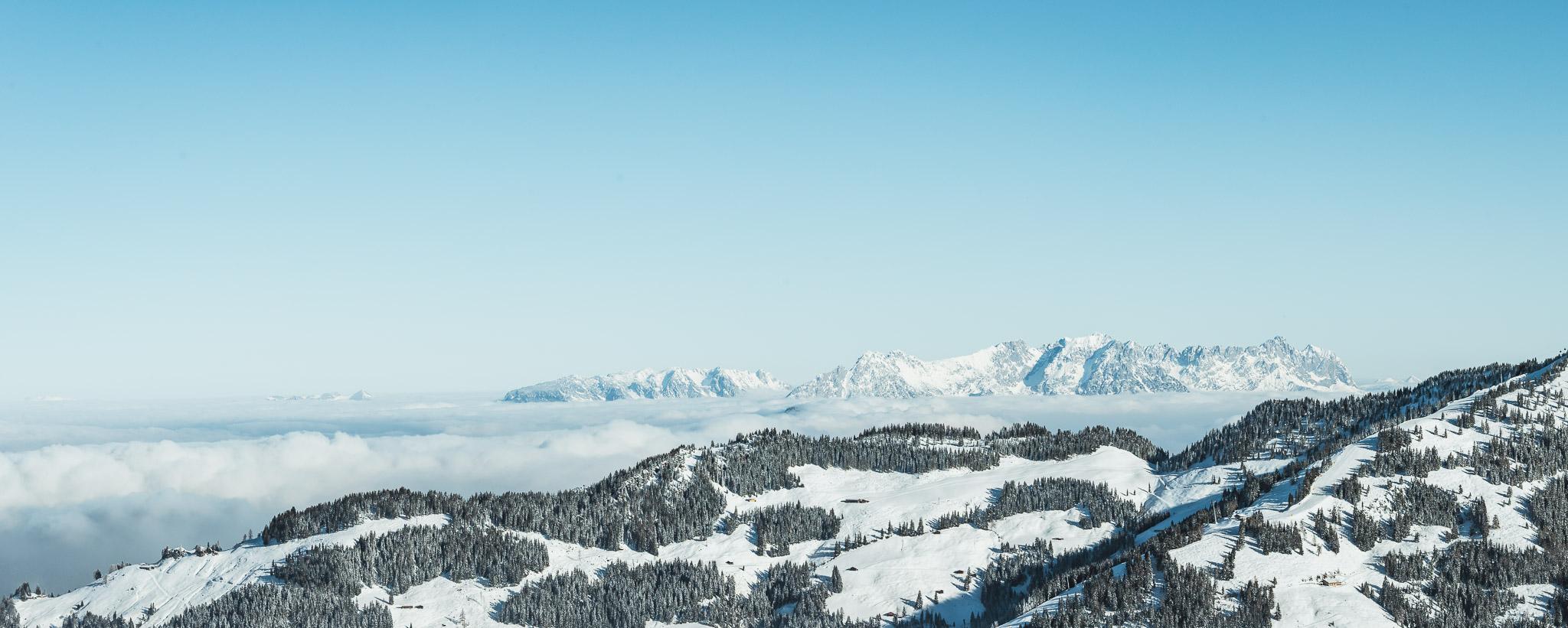 Wunderbares Wetter herrschte im Alpbachtal zum Opening Wochenende.