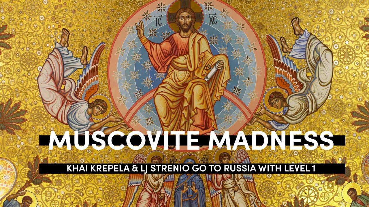 """Muscovite Madness"" – Street-Skiing in Russland mit Dennis Ranalter, Khai Krepela & LJ Strenio – Level 1 Productions"