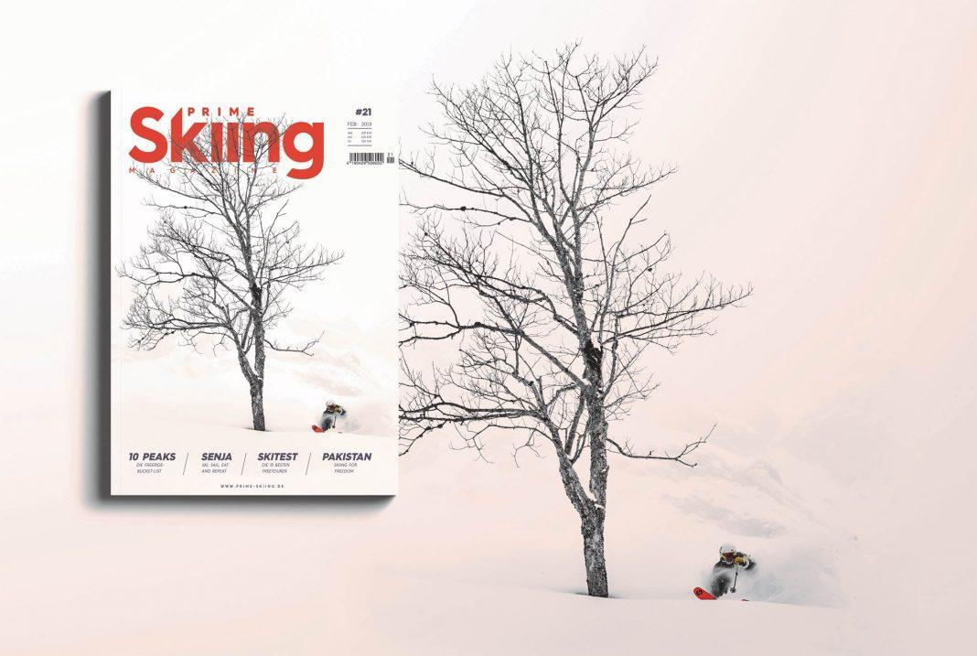 PRIME Skiing #21 – Jetzt am Kiosk!