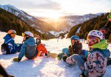 Family Freestyle Weekend 2019 - Ideales Wetter und perfekte Stimmung im Alpendorf, Snow Space Salzburg - Foto: Gert Perauer