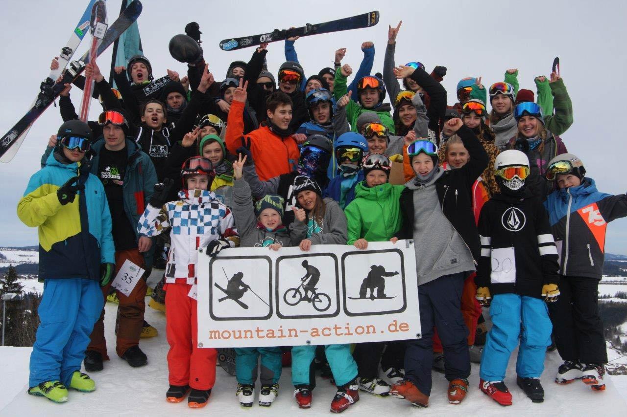 NTC Youngstars Challenge 2019 – Freeride- und Slopestyle Contest im Allgäu