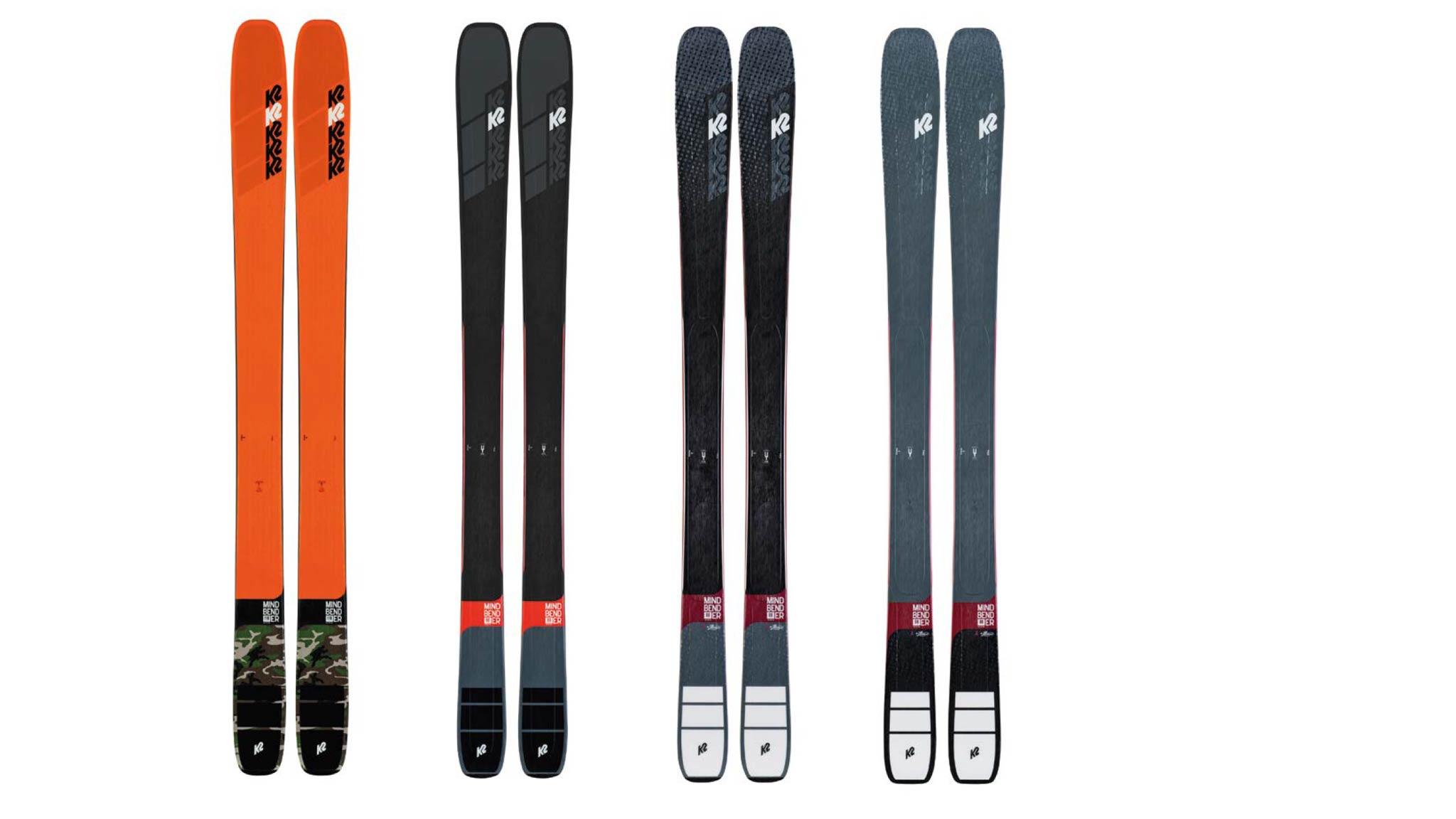 K2 Skis 2018/2019: Mindbender Ski