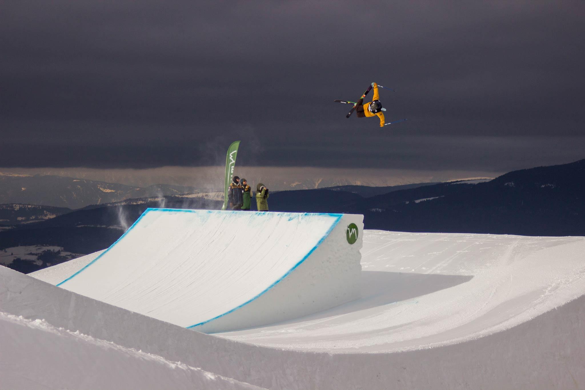 FIS Freestyle Slopestyle Worldcup 18/19 Seiser Alm - Foto: Seiser Alm