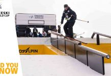 FIS Freestyle Slopestyle Worldcup 18/19 Seiser Alm