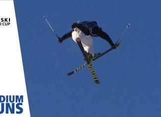 FIS Freestyle Slopestyle Worldcup Font Romeu - Ergebnisse & Winning Runs