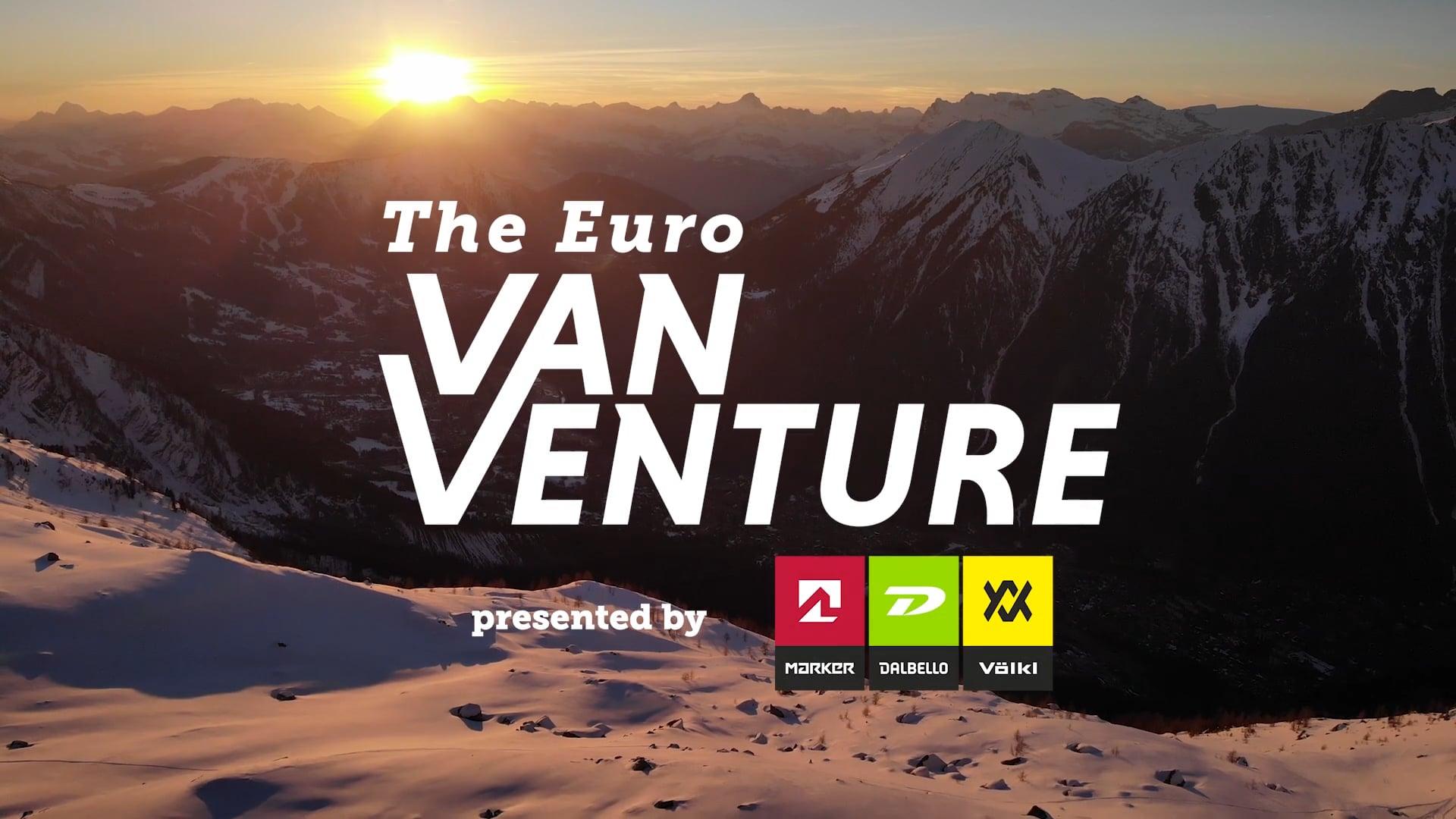 """""""The Euro Vanventure"""" (2019) – Ahmet Dadali"""