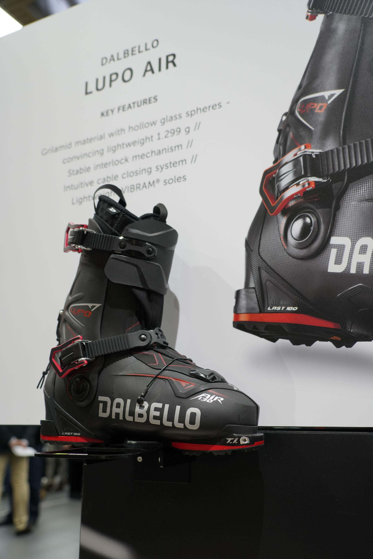 Der neue Dalbello Lupo Air Skischuh 19/20