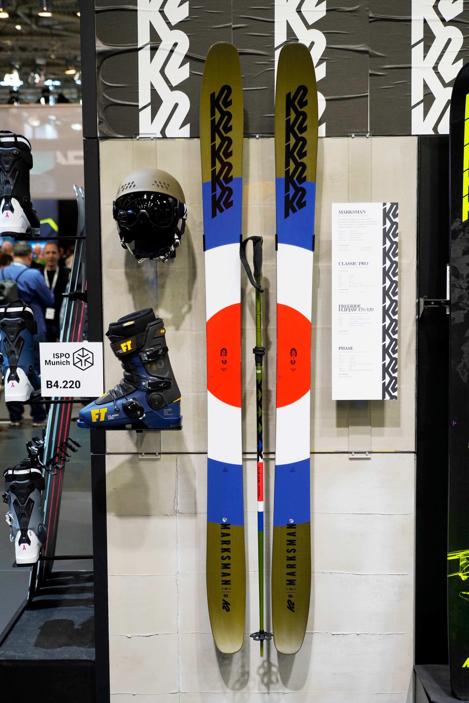 Der neue K2 Skis Marksman