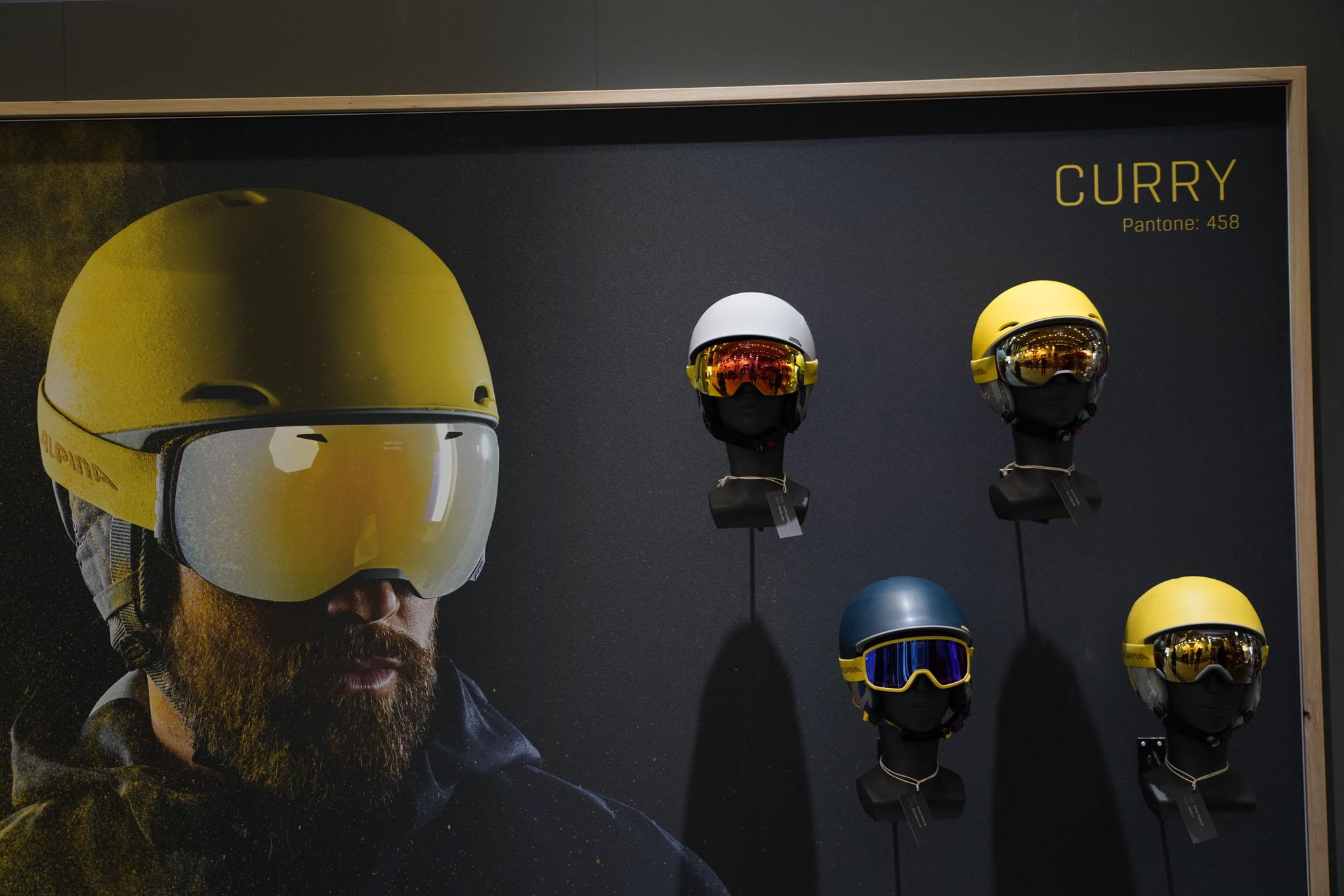 Neue Alpina Goggles für die Saison 19/20 - Part 3