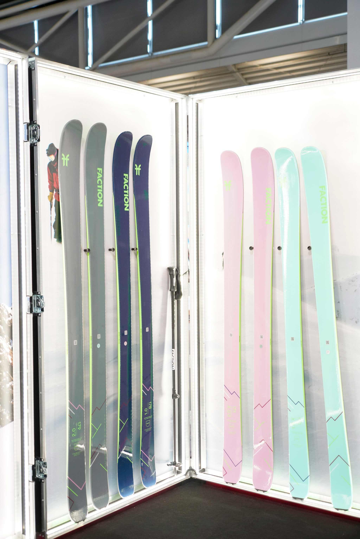 Die neue Faction Skis Agent Serie