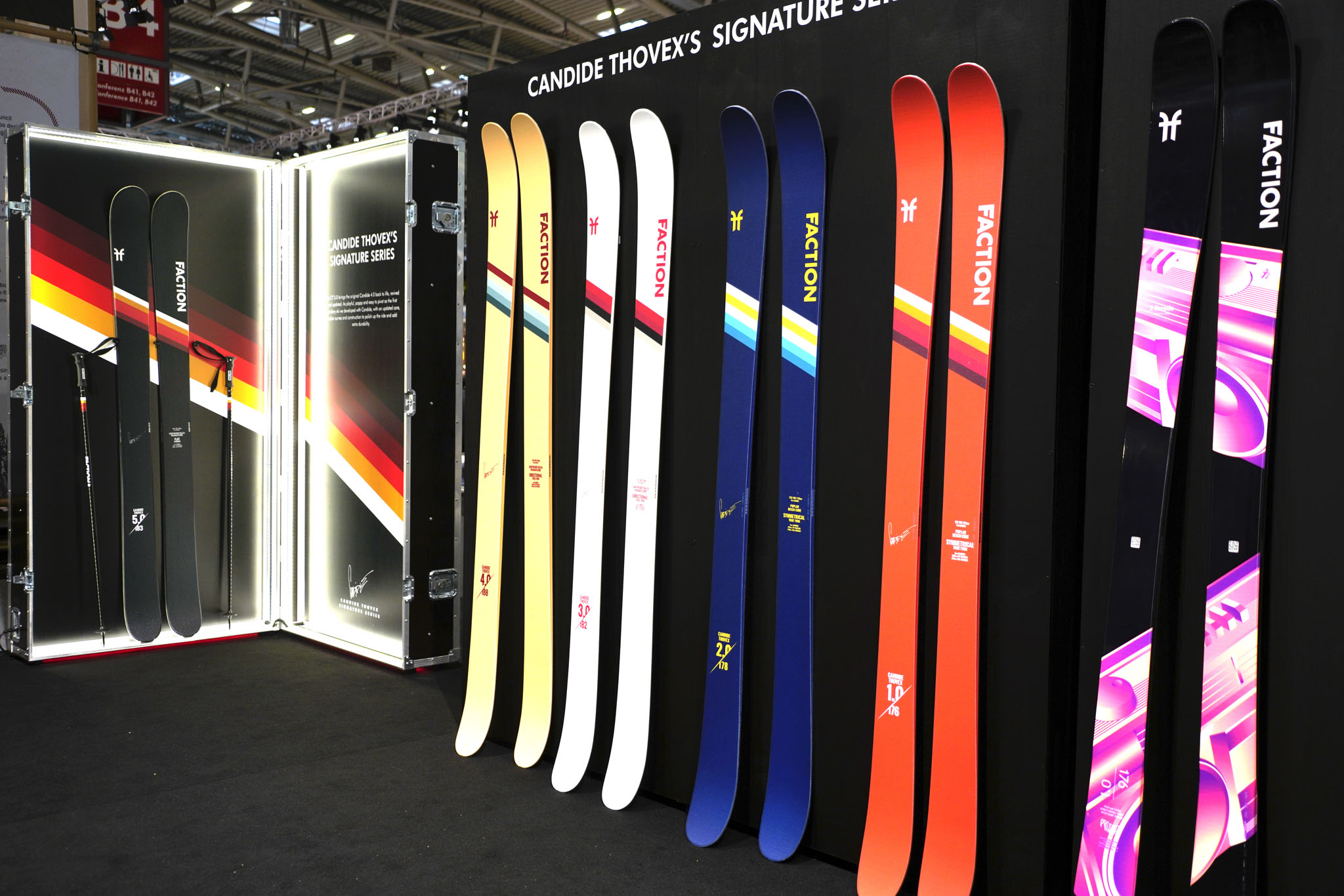 Die neue Faction Skis CT Serie