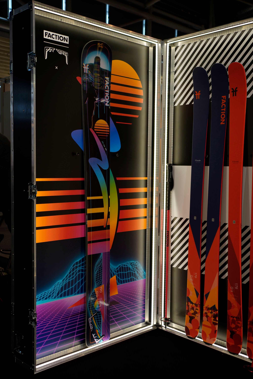 Der neue Faction Skis Monoski