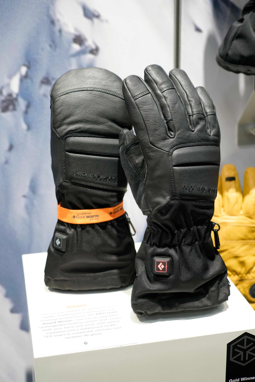 Der neue Black Diamond Solano Handschuh