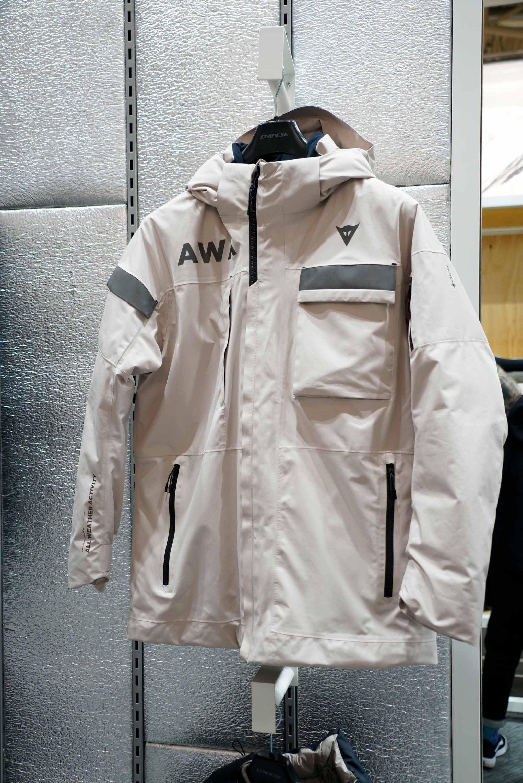 Die neue Dainese AWA jacket 19/20