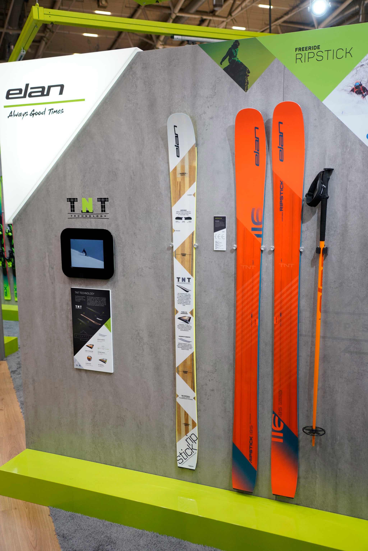Der neue Elan Skis Ripstick 116