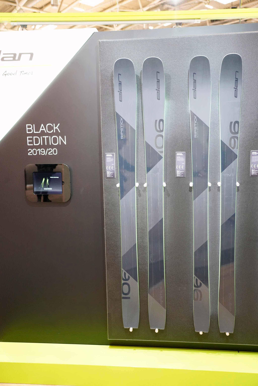 Der neue Elan Skis Ripstick Black Edition