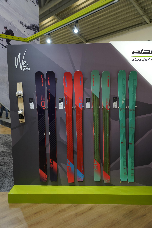 Die neue Elan Skis Ripstick Serie für Frauen