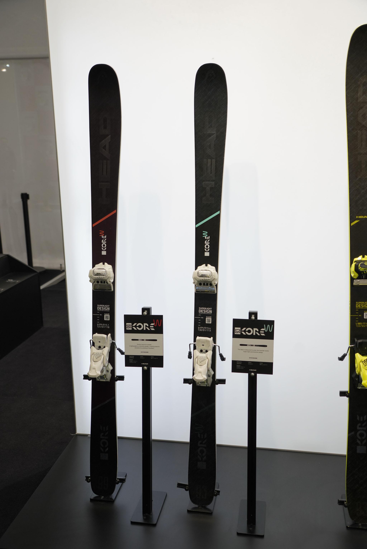 Die neue Head Skis Kore Serie für Frauen (97 & 91)
