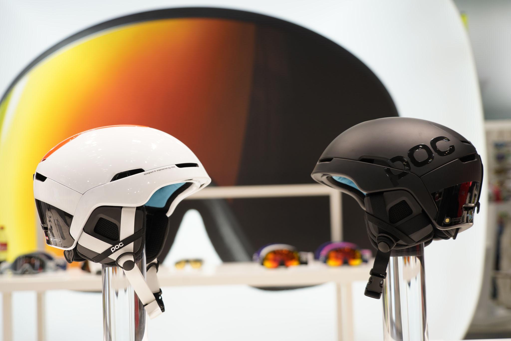 POC ISPO Neuheiten 19/20 - Helme