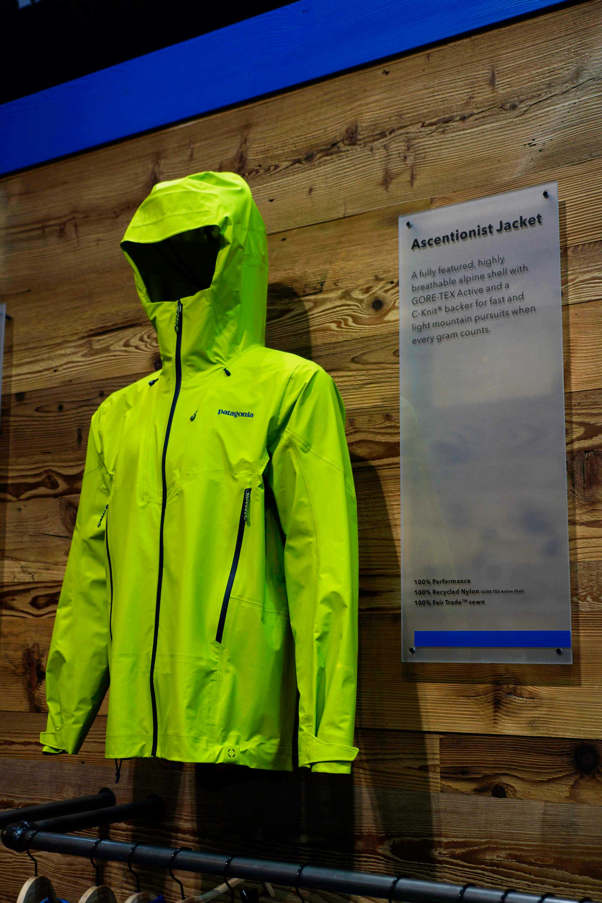 Patagonia Ascentionist Jacket 19/20