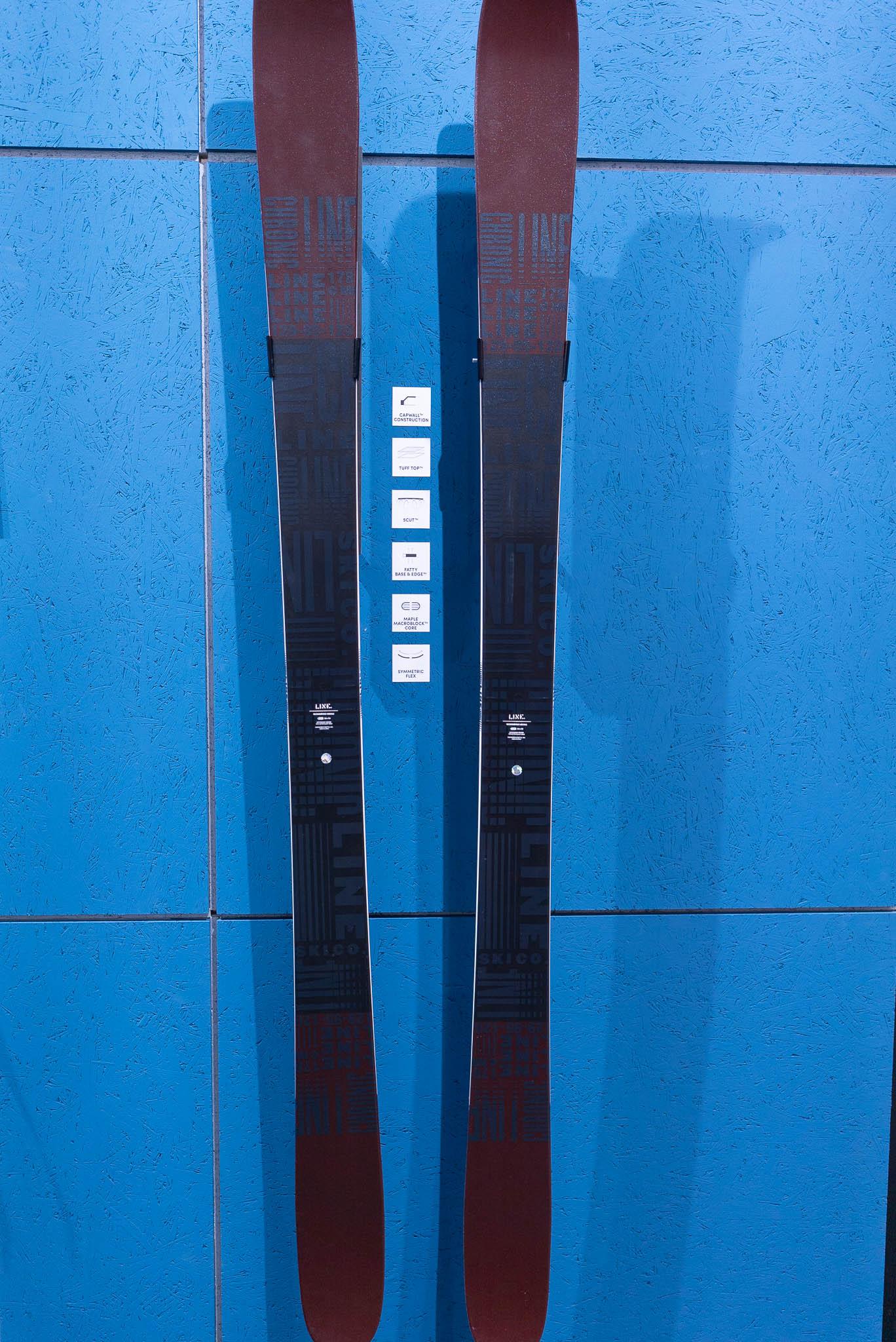 Der neue Line Skis Chronic 19/20