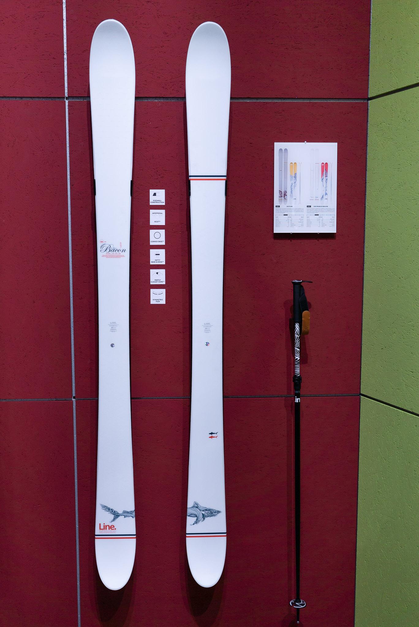 Der neue Line Skis Sir Francis Bacon 19/20