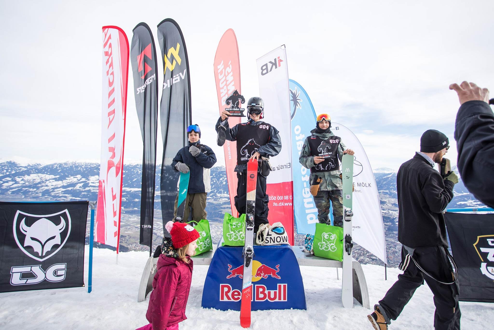 Einer der besten im österreichischen Nachwuchs gewinnt die Kategorie Grom (U16): Daniel Bacher - Foto: Simon Rainer