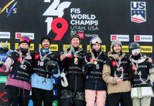 Freeski WM 2019 (Utah) - Ergebnisse, Videos & Bilder