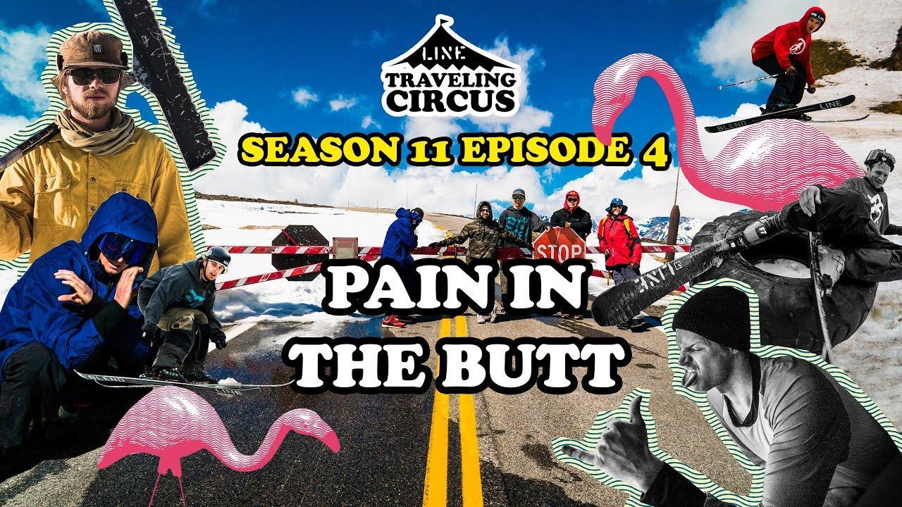 Traveling Circus Season 11 (2018/2019) – Alle Episoden