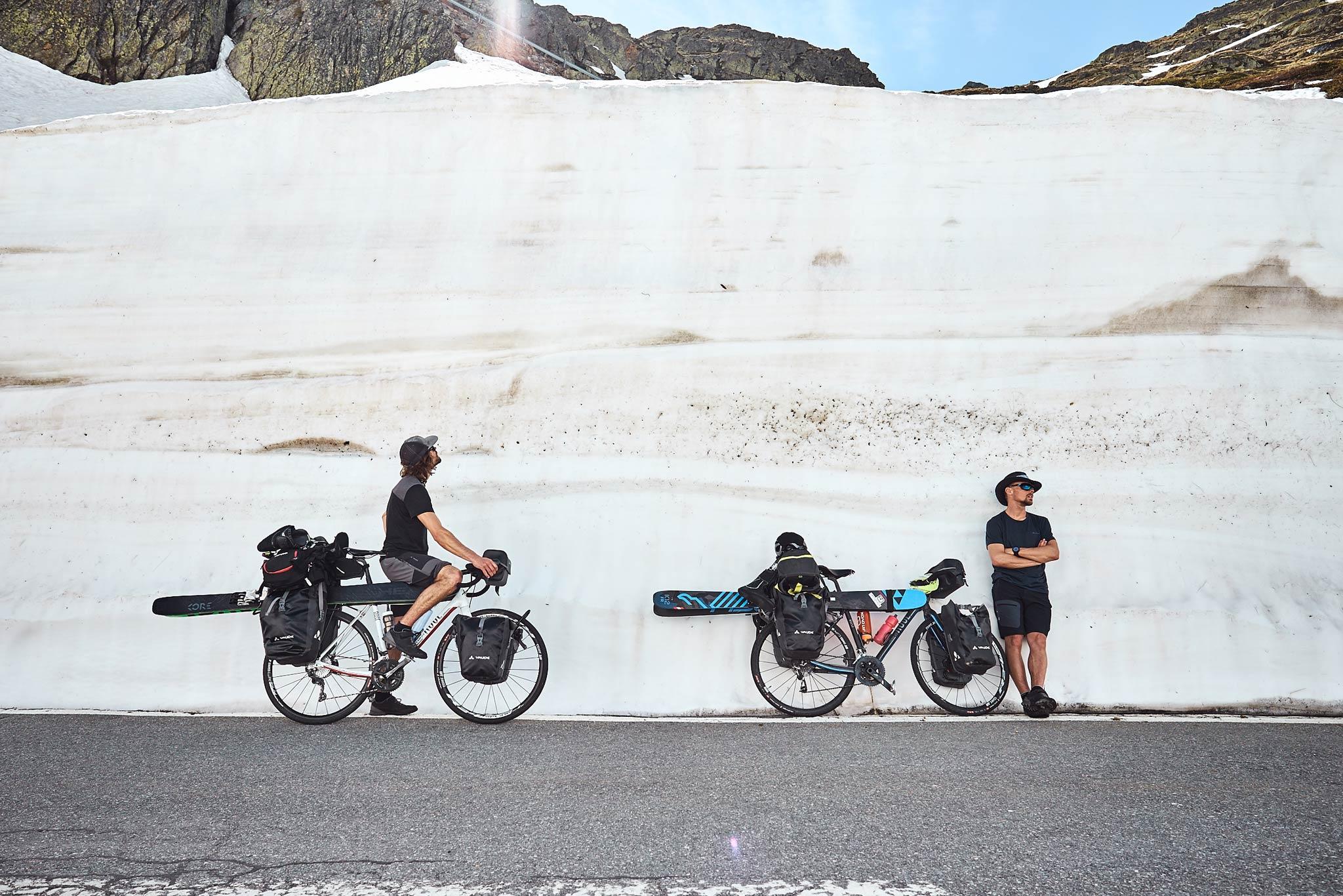 Jochen Mesle & Max Kroneck - Foto: Philipp Becker