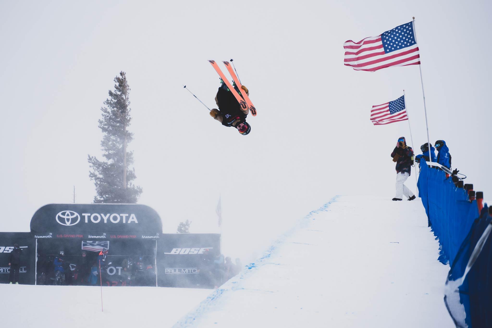 FIS Freestyle Halfpipe World Cup 18/19 #4: Mammoth Mountain (USA) – Infos, Ergebnisse & Winning Runs