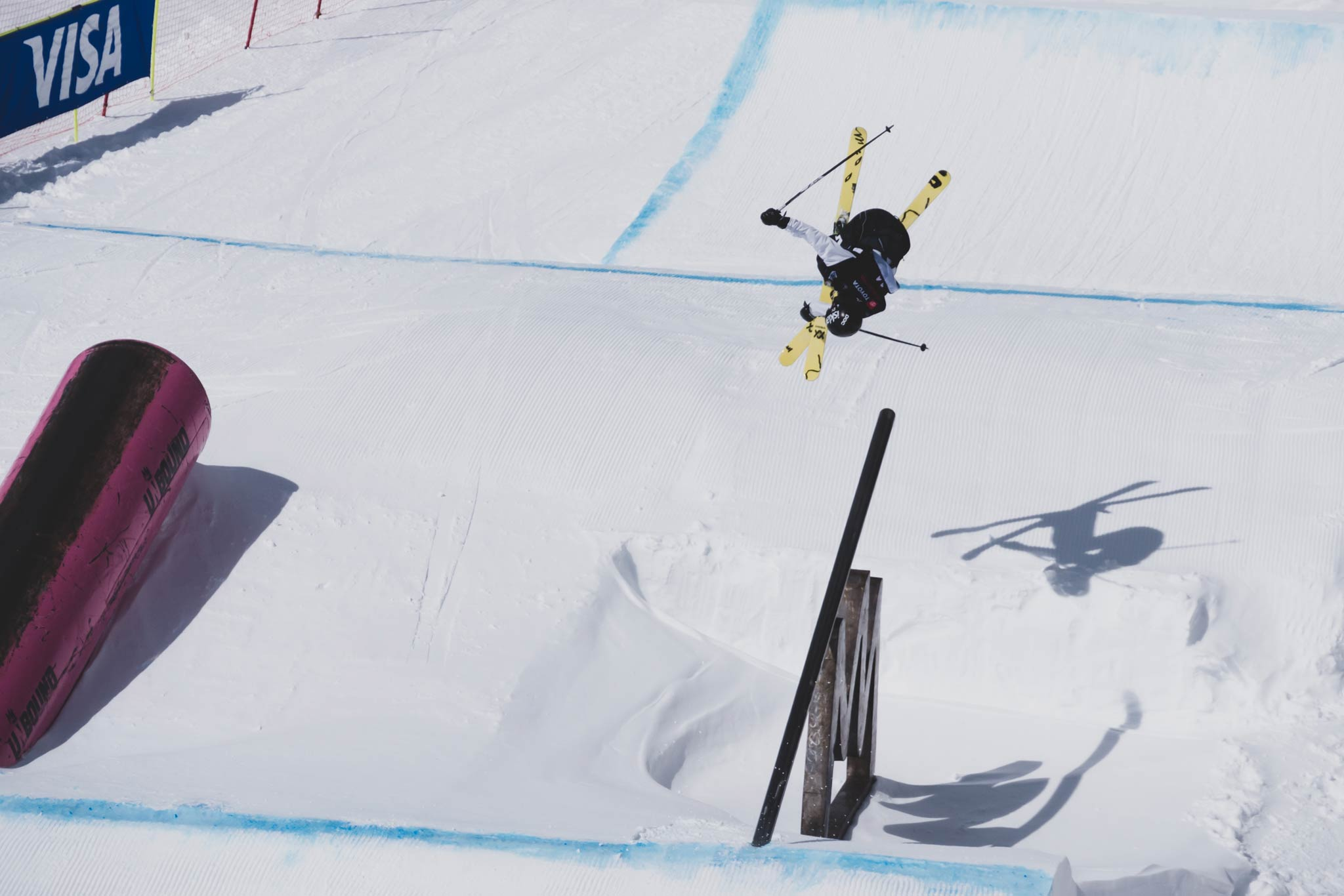 FIS Freestyle Slopestyle World Cup 18/19 #4: Mammoth Mountain- Foto: FIS Freestyle
