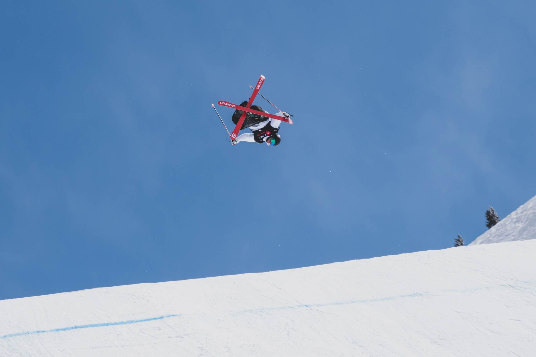 FIS Freestyle Slopestyle World Cup 18/19 #4: Mammoth Mountain - Foto: FIS Freestyle