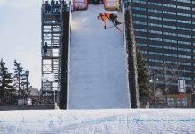 FIS Freestyle Big Air World Cup 18/19 #3: Quebec City (CAN) - Müllauer siegt, Kühnel wird Zweite - Foto: FIS Freestyle
