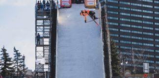 FIS Freestyle Big Air World Cup 18/19 #3: Quebec City (CAN) - Müllauer siegt, Kühnel wird Zweite - Foto: FIS Freestyle