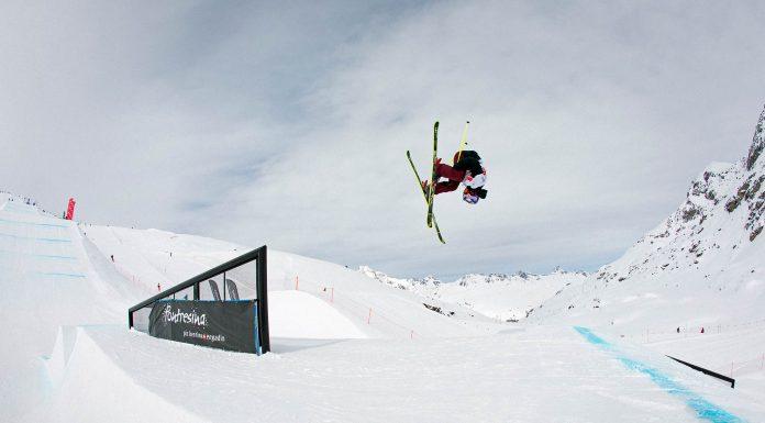 FIS Freestyle Slopestyle World Cup 18/19 #5: Corvatsch (Schweiz) - Foto: Filip Zuan