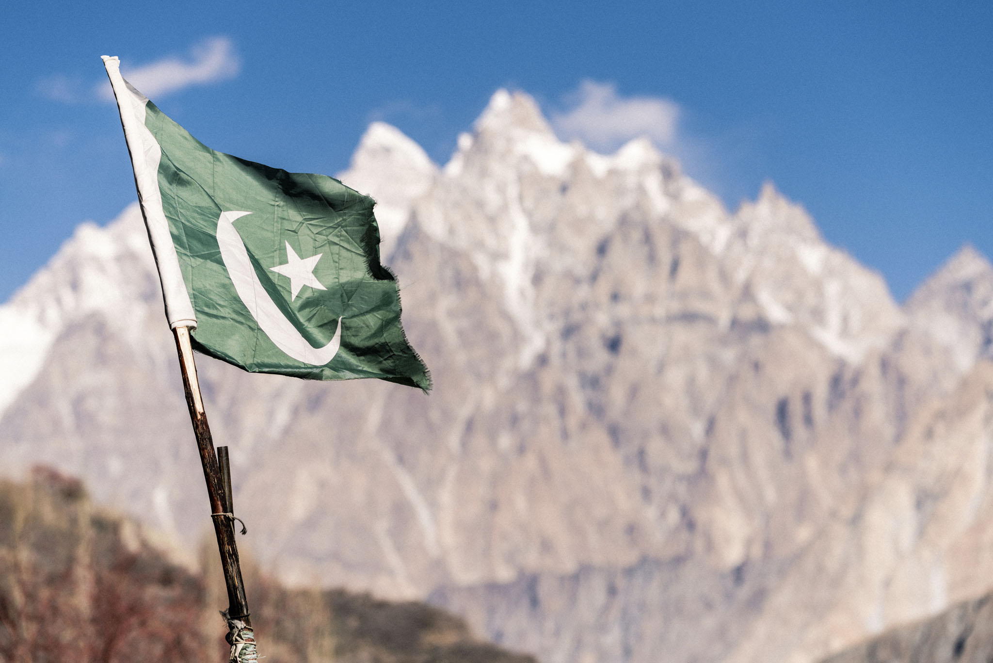 Pakistan – Skiing for Freedom