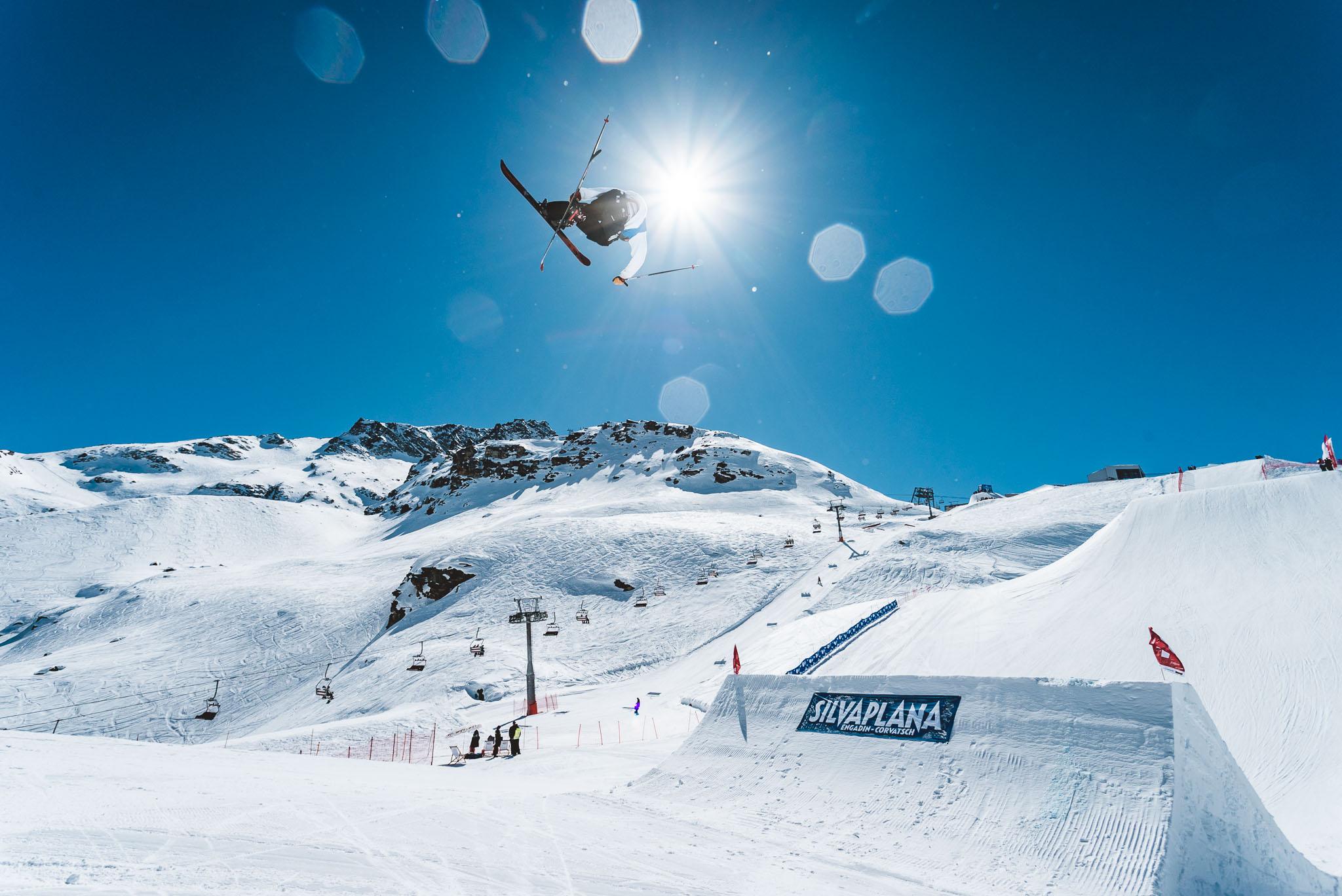 FIS Freestyle Slopestyle World Cup 18/19 #5: Corvatsch (Schweiz) - Ragettli und Oldham holen den Sieg - Rider: Aleksi Patja