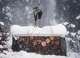 Schickt uns eure Bilder für PRIME Skiing Print! - Rider: Severin Guggemoos - Foto: Jörg Angeli