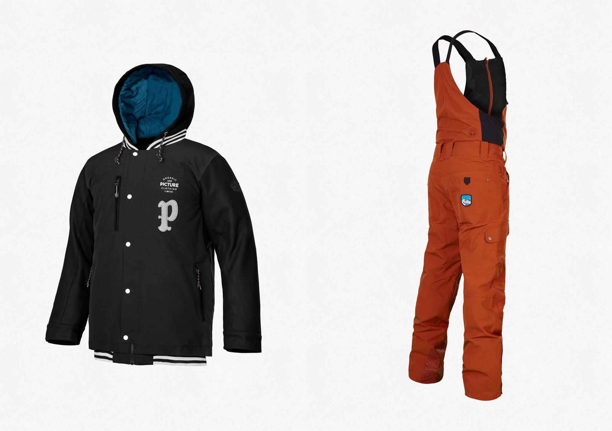 Diese Outerwear Kombo von Picture Organic Clothing verlosen wir unter allen Einsendungen für die PRIME Skiing Lesergalerie