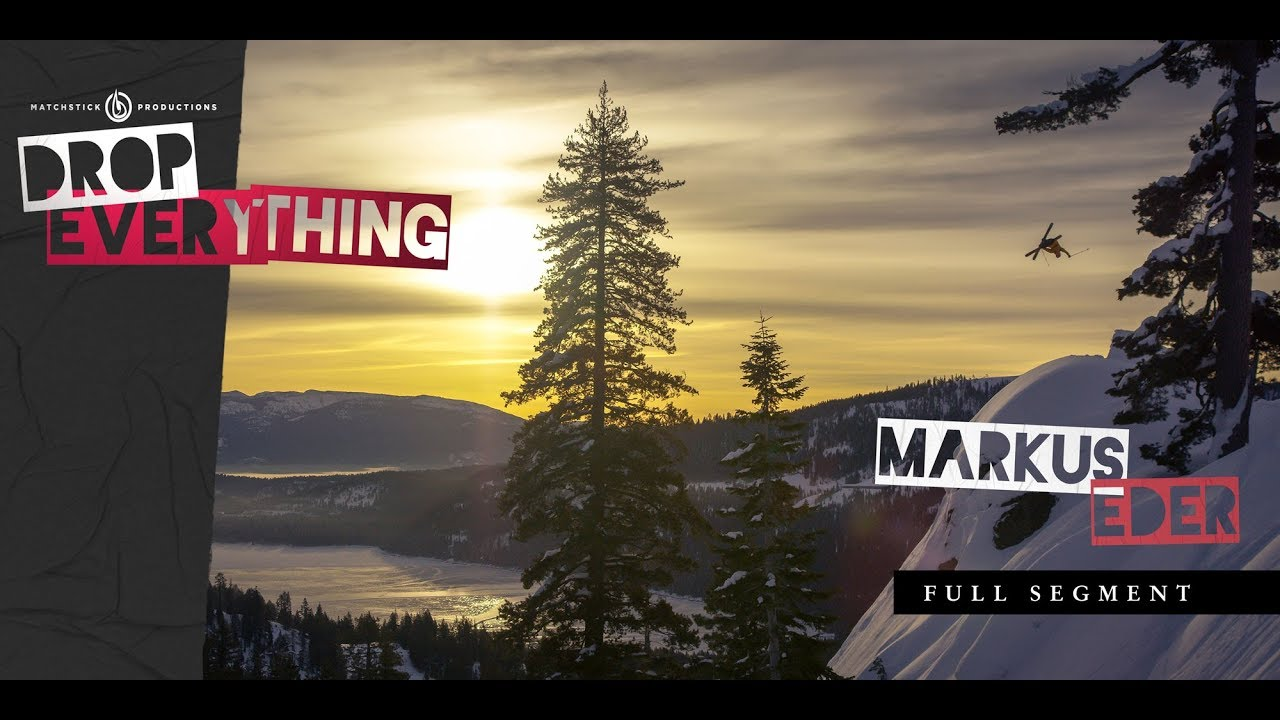 """Markus Eder Full Part (2017): """"Drop Everything"""" – Matchstick Productions (4K)"""