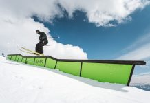 PRIME Report: Snowpark LAAX (April 2019) - Rider: Severin Guggemoos